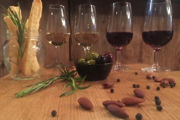 Split Wine and Food Tasting Walking...