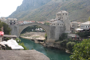 Visite en petit groupe de Medugorje et Mostar au départ de Split ou...