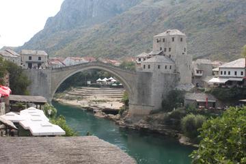Visite en petit groupe de Medugorje et Mostar à partir de Split