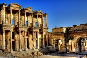 Excursão particular de Éfeso saindo do Porto de Kusadasi com Templo...