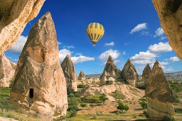 Excursion privée de luxe de 10jours en Turquie au départ d'Istanbul