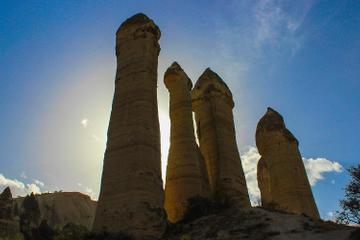 One Day Cappadocia Red Private Tour with Lunch Included