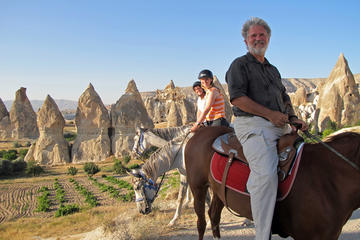 Private Cappadocia Romantic Horseback...