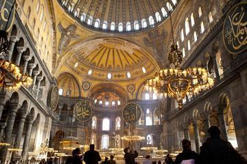 Tour privato delle principali attrazioni di Istanbul con prelievo