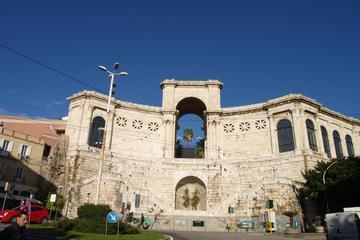 Excursion avec trajet panoramique à Cagliari