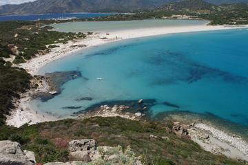 Tour delle spiagge di Villasimius da Cagliari