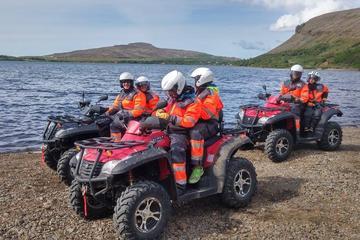 2-stündige ATV-Quad-Tour ab Reykjavik
