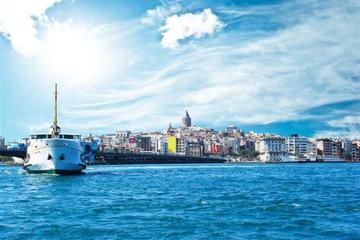 Bosphorus Cruise and Golden Horn Tour with Cable Car from Istanbul