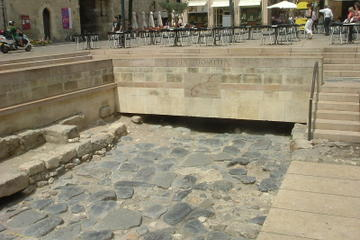 City Tour of Narbonne, The Old Roman...