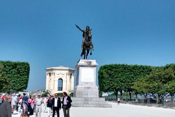 Recorrido a pie por Montpellier: Medicina y ciudad universitaria