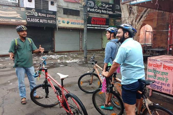 Jaipur Cultural Cycling Tour