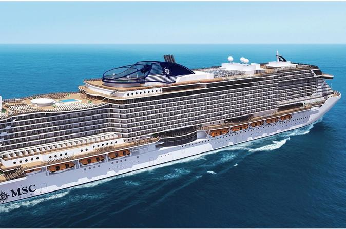 Pre and Post Cruise Tours With Transfers
