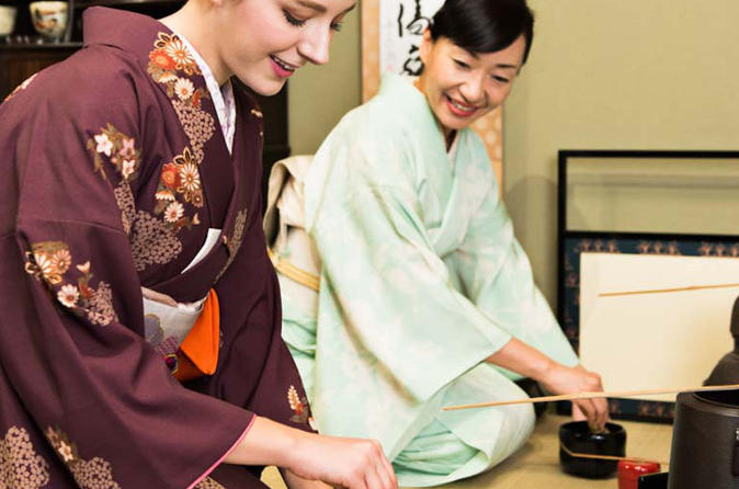 Asakusa Food tour and Sightseeing