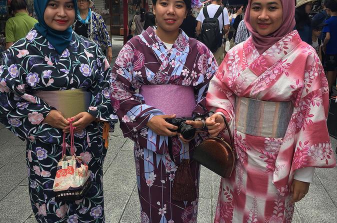 Tokyo Asakusa Halal Food Tour