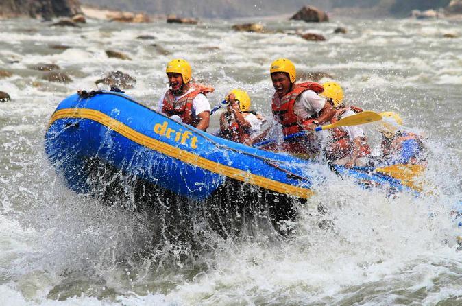 Day rafting trip from Kathmandu or Pokhara (Trishuli River) Rafting in Nepal