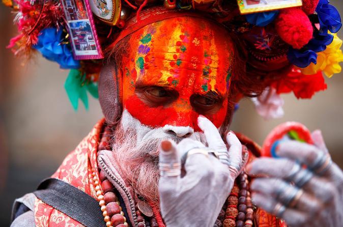 Kathmandu day tour (Hindu Temples, Durbar Square & Buddhist Stupa)