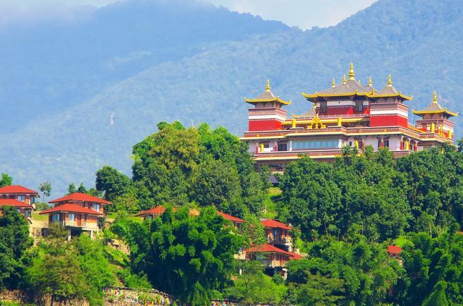 Visit Kopan Monastery