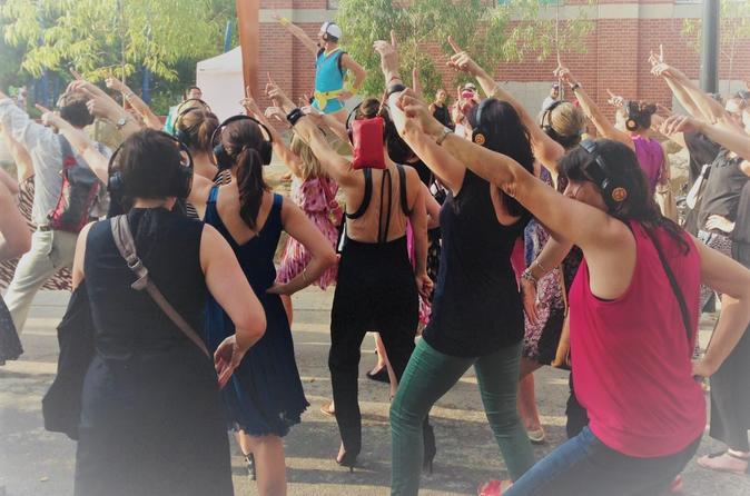 Happy Silent Walk, El fenómeno social que arrasa:Música silencio y diversión