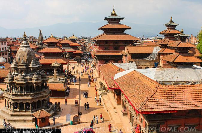 Patan Darbar square, Bhaktapur darbar square and Changu Narayan Temple in 1 day