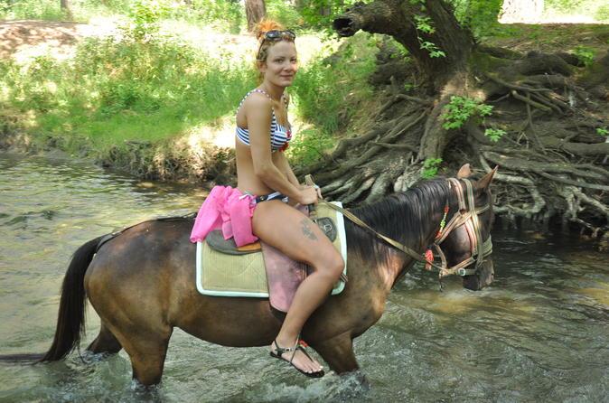 Horse Safari From Marmaris