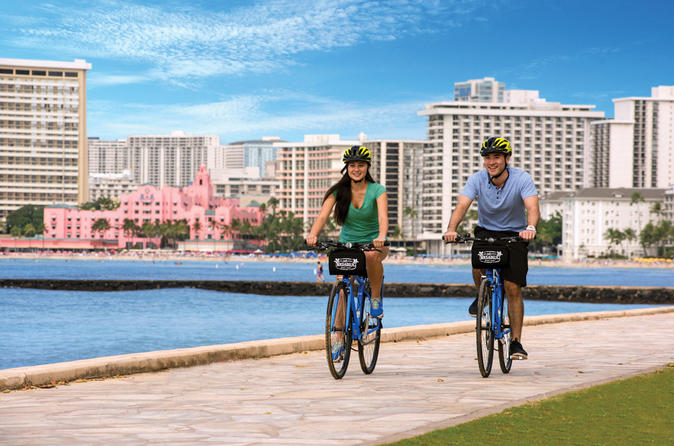 Bike Tour of Waikiki Waterfront & Kaka'ako Murals