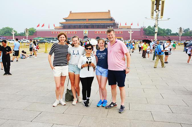 Small Group Forbidden City Walking Tour