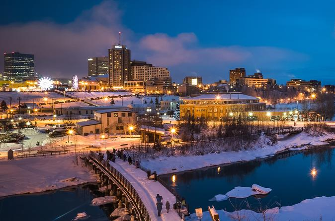 2 Hour Scenic City Tour of the Greater Anchorage Area