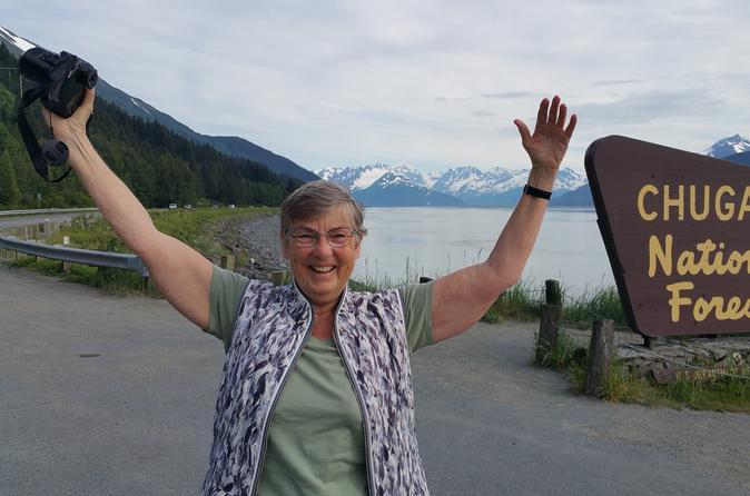 Beyond Anchorage: See Wilderness & Wildlife, View Glaciers & Walk Alpine Meadows
