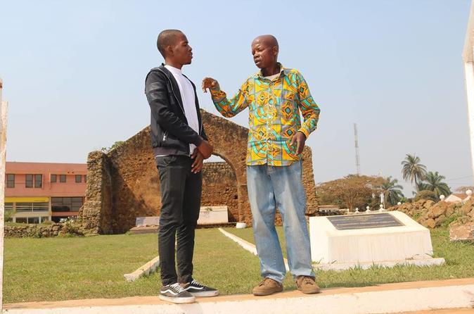 City tour M'banza congo