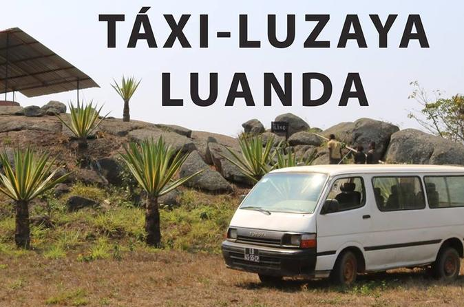Taxi in Luanda