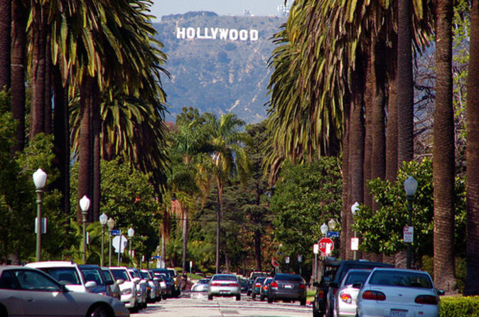 Luxury of Private Tour of Los Angeles