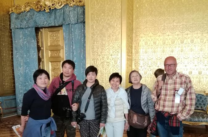 Two day tour of Saint Petersburg and Hermitage museum