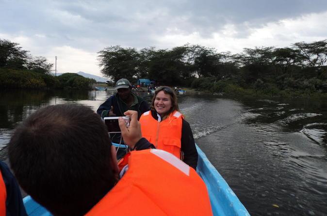 Born Free, Adamson's Museum and Lake Naivasha Day Tour from Nairobi Kenya, Africa
