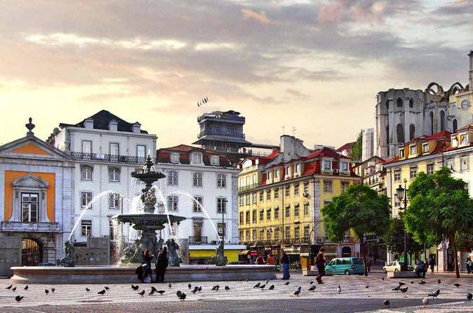 Private Shore Excursion: Lisbon and Sintra Highlights Tour