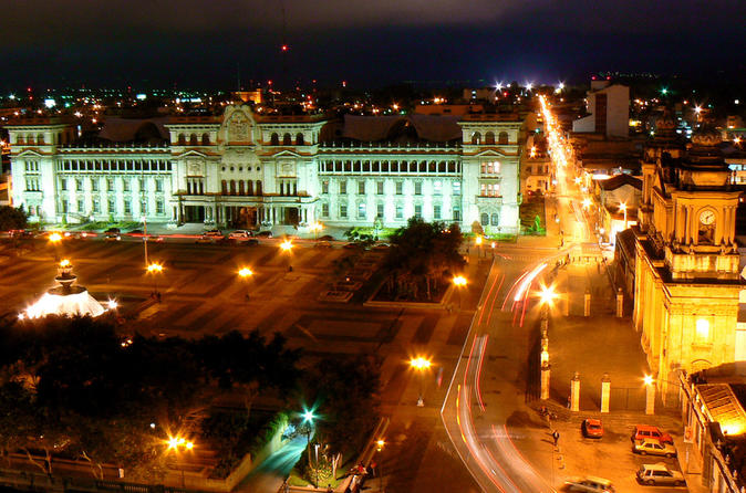 Private Tour: Guatemala City and Historical Center Discovery