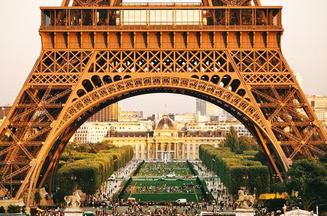 Paris Guided Weekend Adventure