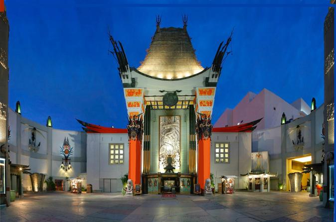 TCL Chinese Theatre VIP Tour