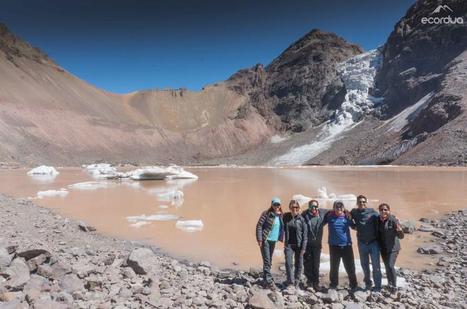 El Morado Glacier - Maipo Valley - Guided Full Day Hiking Tour