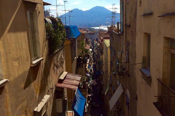 Naples Grand Tour: Historical Center - Origins, Cults & Food