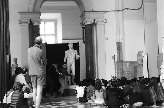 National Archeological Museum of Naples Grand Tour with an archeologist