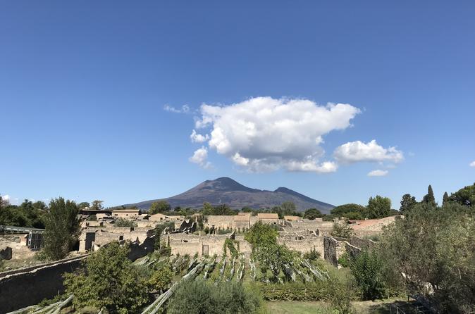 Pompeii Grand Tour