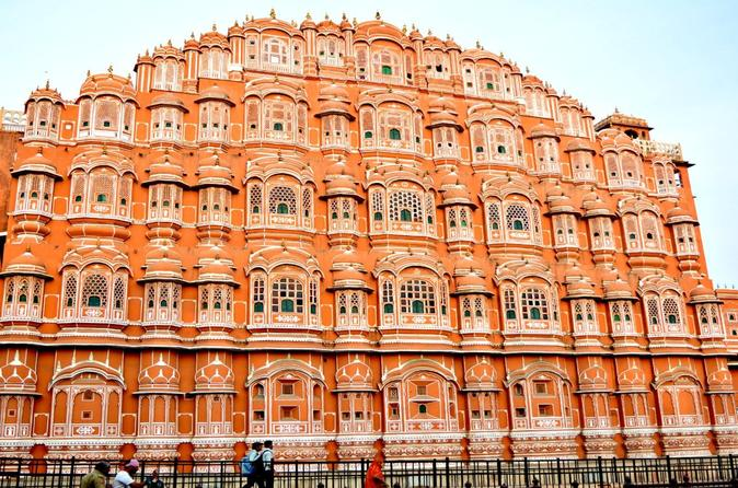 Private Jaipur Sightseeing Tour In Tuk Tuk with English Speaking Friendly Driver