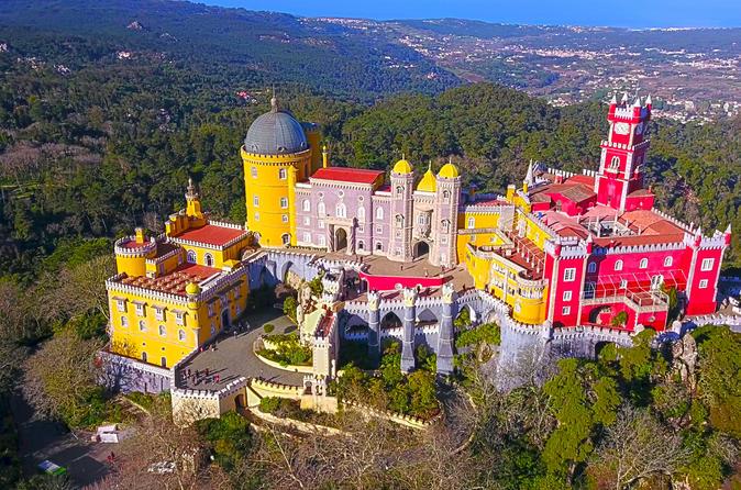 Private Day Tour- Sintra-Cascais-Estoril Coast