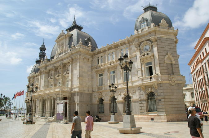 Cartagena 3 Hour Walking Tour of Cartagena Spain, Europe