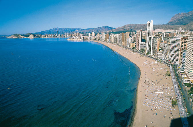 Benidorm short walking tour in benidorm 277816
