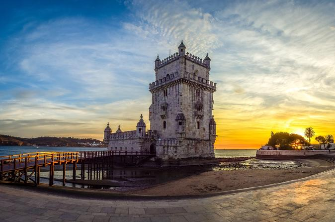 4 days guided tour Lisbon with Fatima from Madrid