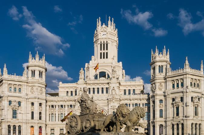 Amazing Madrid, Private tour