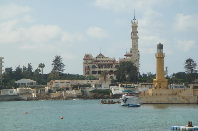 Day Trip to Alexandria from Giza