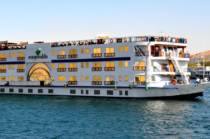 Three Night Nile Cruise from Aswan