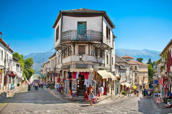 Tour of Gjirokastra in one day